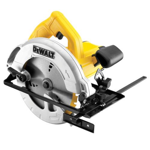 Buy Dewalt DWE560 Compact Circular Saw 184mm (65mm Depth of Cut) 240V at Toolstop