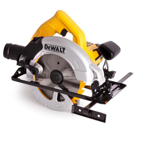 Dewalt DWE550 Compact Circular Saw 165mm (55mm DOC) 110V - 6