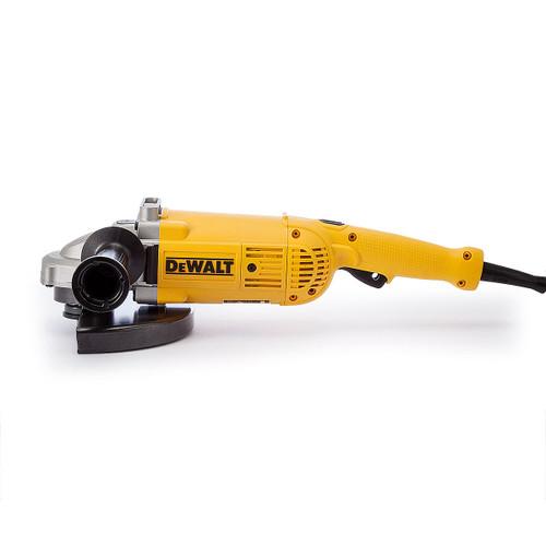 Dewalt DWE490 2000W Large Angle Grinder 230mm 240V - 4