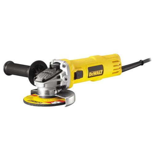 Dewalt DWE4050 115mm Small Angle Grinder 110V 800W - 4