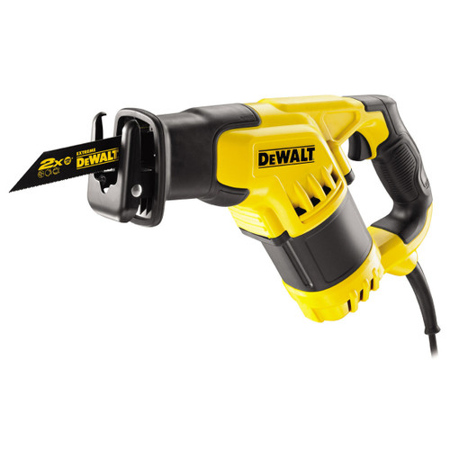 Dewalt DWE357K Compact Reciprocating Saw 240V - 4