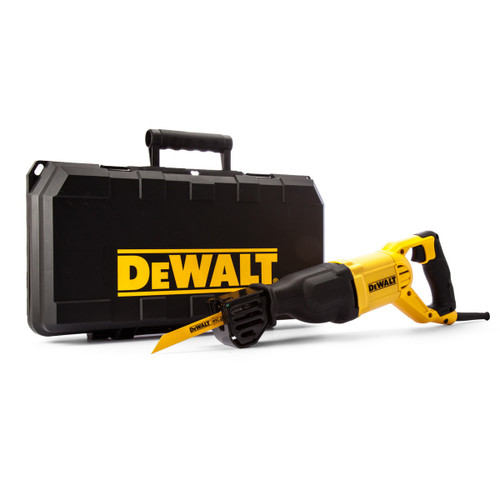 Dewalt DWE305PK Reciprocating Saw 1100W 110V - 2