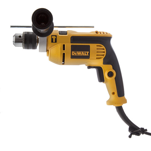 Dewalt DWD024K 650W Variable Speed Percussion Drill 240V - 6