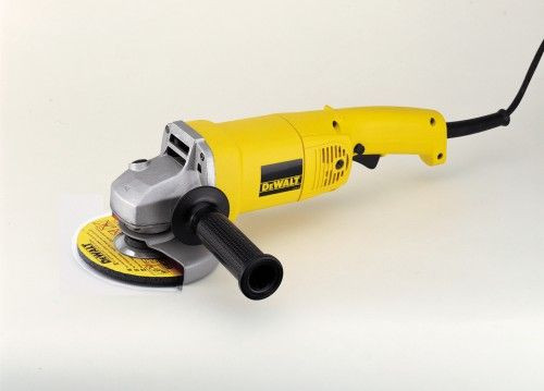 "Buy Dewalt DW831 5""/125mm Small Angle Grinder 110V at Toolstop"