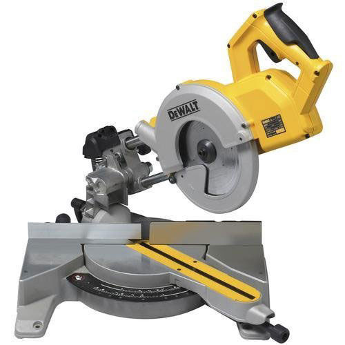 Dewalt DW771 216mm 1600W Mitre Saw 240V - 4