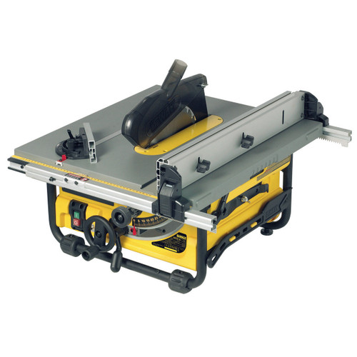 Dewalt DW745 Table Saw Heavy Duty Lightweight 250mm 110V - 5