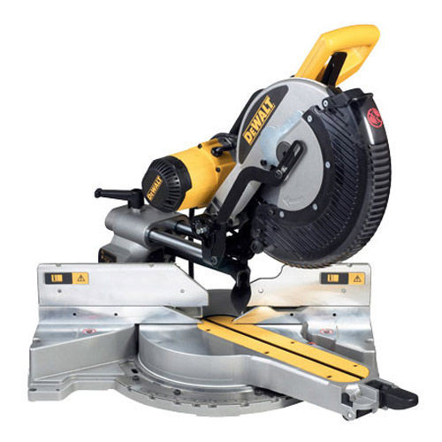 Buy Dewalt DW718 XPS 305mm Compound Slide Mitre Saw 240V at Toolstop