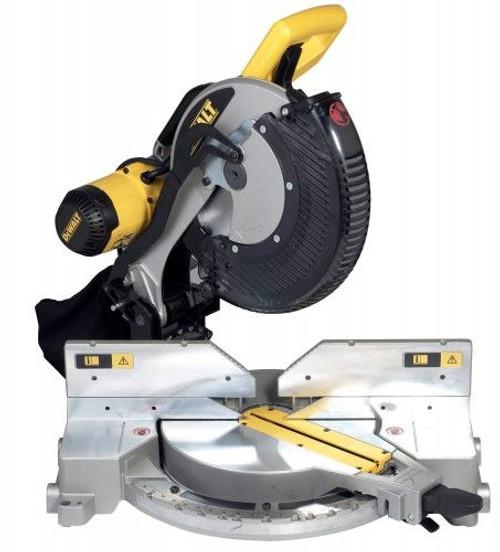 Buy Dewalt DW716E 12inch/305 mm Double Bevel Mitre Saw 240V at Toolstop