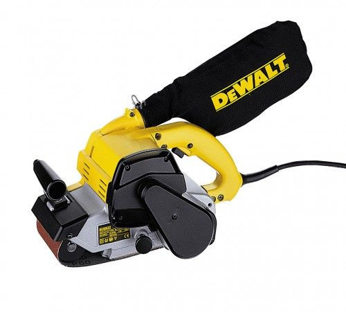 Buy Dewalt DW650 Heavy Duty Belt Sander 240V at Toolstop
