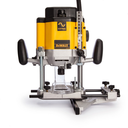 Buy Dewalt DW625EKT 1/2 Inch Variable Speed Plunge Router in TStak Box 110V for GBP249.17 at Toolstop