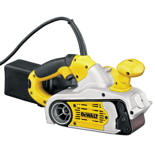 Dewalt DW433 75mm Electronic Belt Sander 110V - 6