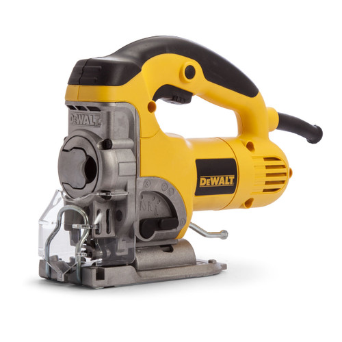 Dewalt DW331KT 701W Heavy Duty Top Handle Jigsaw with TStak Box 110V - 7