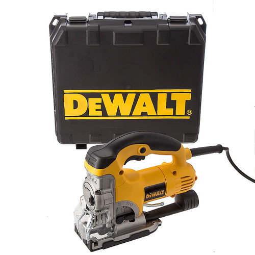 Dewalt DW331K Jigsaw 701 Watt Heavy Duty Top Handle 110V - 7