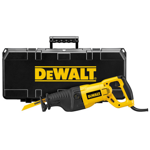 Dewalt DW311K Reciprocating Saw 110V - 7
