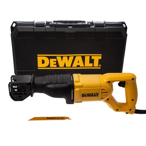 Dewalt DW304PK Reciprocating Saw 1050W 240V - 8