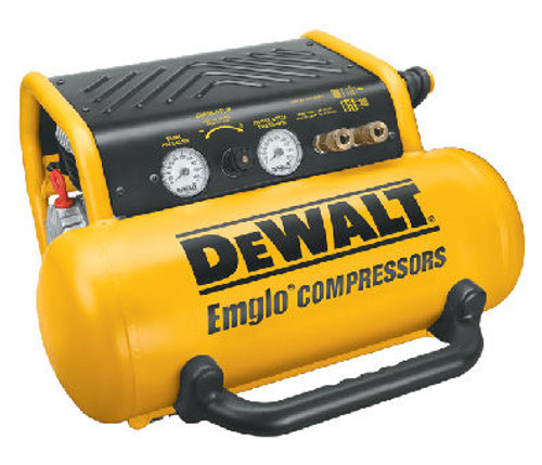 Buy Dewalt D55155 Heavy Duty 1.5HP Single Tank Electric Hand Carry Compressor 110V at Toolstop