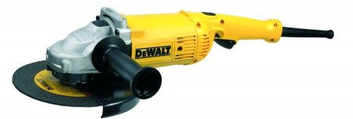 Buy Dewalt D28490 9in/230mm Heavy Duty Angle Grinder 110V at Toolstop