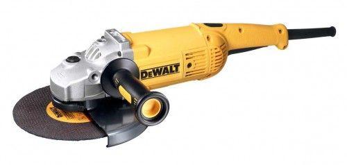 "Buy Dewalt D28423 9""/230mm Heavy Duty Angle Grinder 110V at Toolstop"