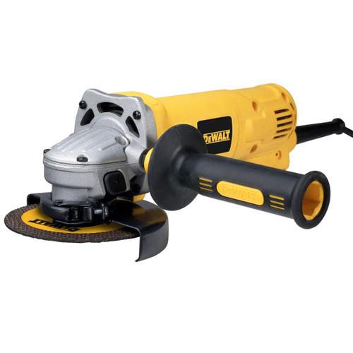 Dewalt D28113 900W 4 1/2in/115mm Small Angle Grinder 240V - 5