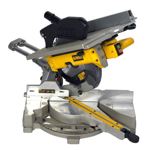 Buy Dewalt D27112 12/305mm Table Top Slide Compound Mitre Saw 240V at Toolstop