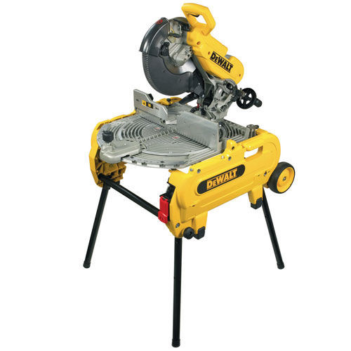 Dewalt D27105 240V 305mm Combination Flip Over Saw - 4