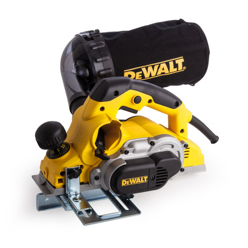 Dewalt D26500K Planer 1050W In Kit Box 240V - 6
