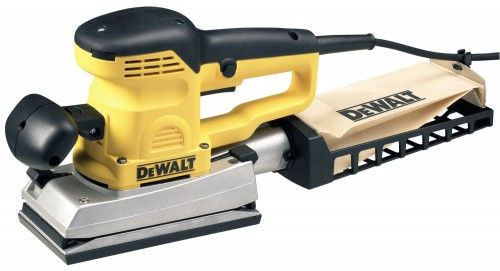 Buy Dewalt D26422 1/3 Sheet Electronic Orbital Sander 240V at Toolstop