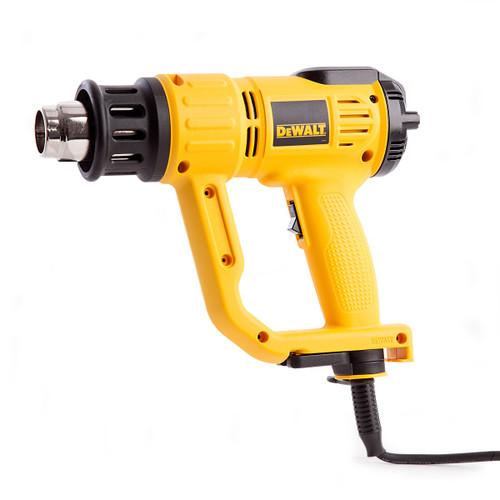 Dewalt D26414 1600W LCD Premium Heat Gun 110V - 3