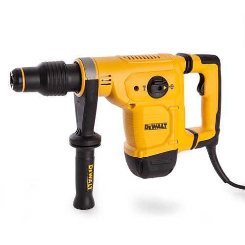 Dewalt D25810K SDS Max Combination Chipping Hammer 240V - 3