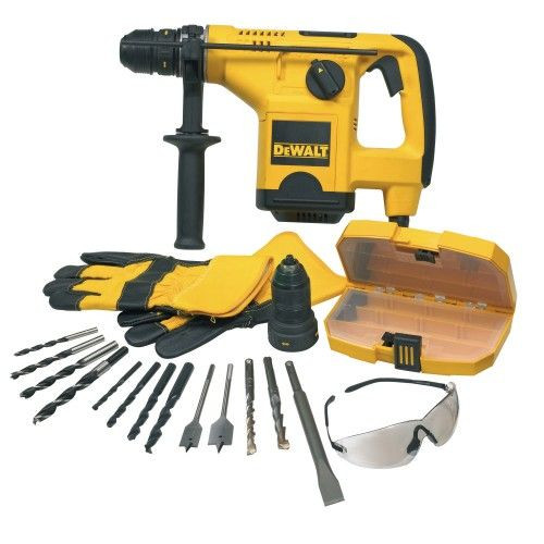 Buy Dewalt D25405K 32mm Heavy Duty SDS+ Combination Hammer 240V at Toolstop