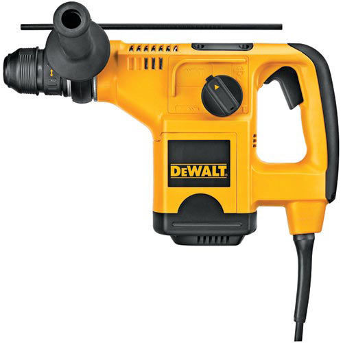 Dewalt D25404K 32mm Heavy Duty SDS+ Combination Hammer 110V  - 4
