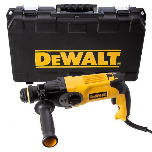 Buy Dewalt D25123K SDS+ 3 Mode Hammer Drill 110V at Toolstop