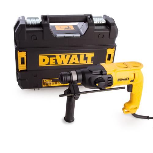Dewalt D25033K 22mm SDS+ 3 Mode Hammer 2kg 110V - 4