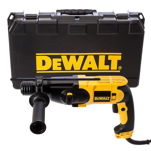 Dewalt D25013K SDS+ Compact 3 Mode Hammer 240V - 4