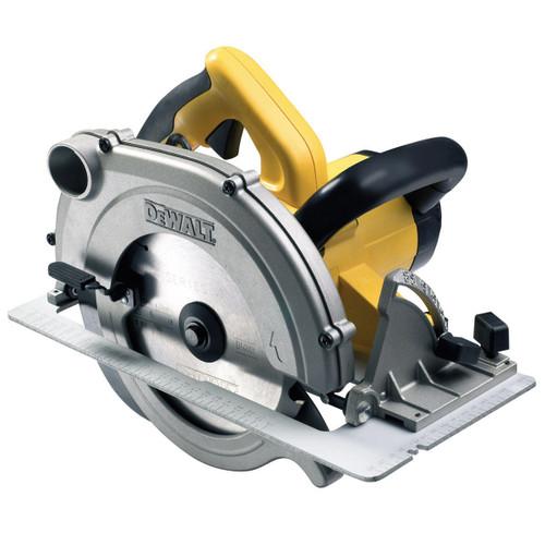 Buy Dewalt D23650K 190mm Precision Circular Saw 110V at Toolstop