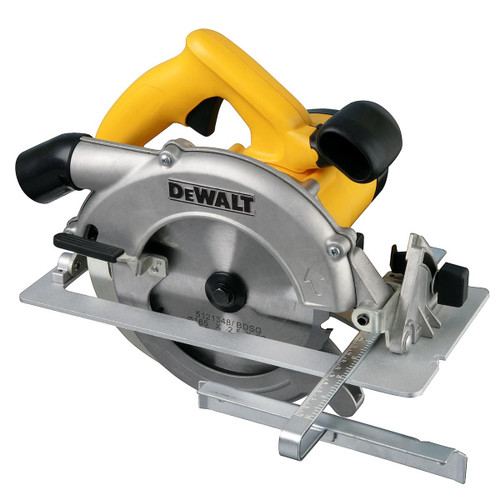 """Dewalt D23550 6 1/2""""/165mm Circular Saw 110V - 2"""
