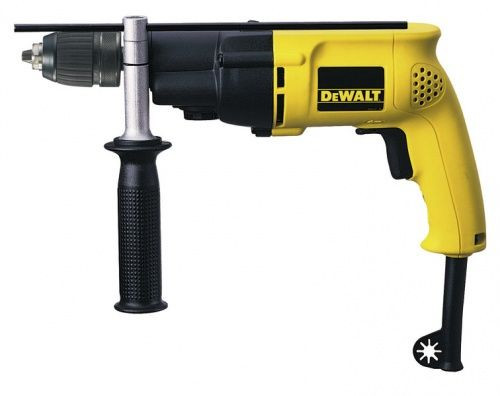 Buy Dewalt D21721K 650 Watt 2 Speed Percussion Drill 110V at Toolstop