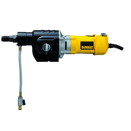 Buy Dewalt D21585 2500W Heavy Duty 3 Speed Wet Diamond Drilling Motor 110V at Toolstop