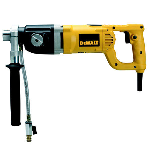 Buy Dewalt D21582K 1705W 2 Speed Wet & Dry Diamond Drill 110V at Toolstop