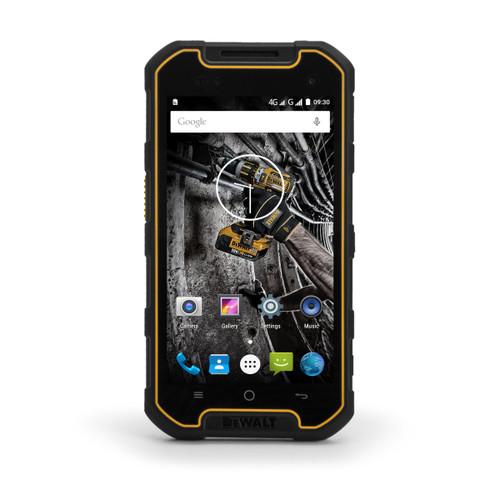 Dewalt MD501 Android Smartphone (Waterproof, Dustproof and Weatherproof) - Dual SIM 16GB - 7