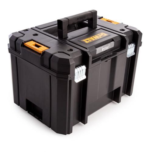 Dewalt DWST1-71195 TStak VI Tool Storage Box 23 Litres with Tote Tray - 6