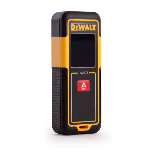 Dewalt DW033 Laser Distance Meter - 30 Metres / 100 Feet - 1