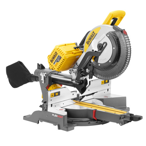 Dewalt DHS780N 54V Flexvolt Mitre Saw 305mm (Body Only) Accepts 2 x 54V Batteries