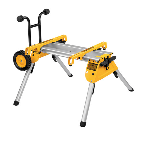 Dewalt DE7400 Heavy Duty Rolling Saw Workstation - 4