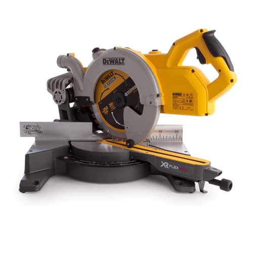 Dewalt DCS778T2 54V XR Flexvolt Mitre Saw 250mm (2 x 6.0Ah Batteries) - 5