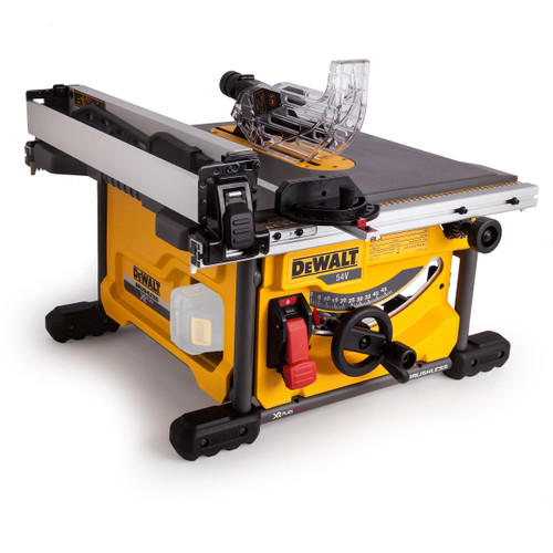 Dewalt DCS7485N 54V XR Flexvolt Table Saw 210mm (Body Only) - 6
