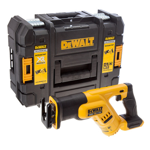 Dewalt DCS387NT 18V Compact Reciprocating Saw (Body Only) - 6