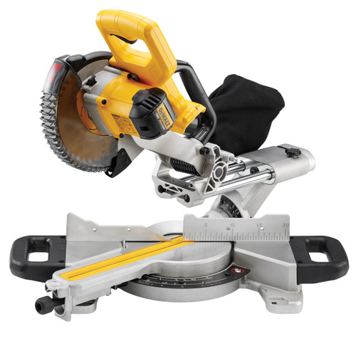Dewalt DCS365N 18V Cordless Mitre Saw with XPS 184mm (Body Only) - 8