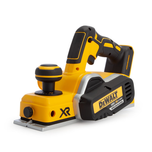 Dewalt DCP580N 18V Brushless Planer 82mm (Body Only) - 4