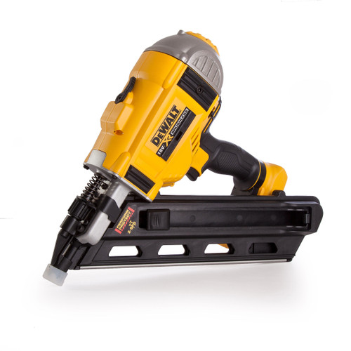 Dewalt DCN692N 18V XR Brushless Framing Nailer (Body Only) in Toughsystem Box  - 5